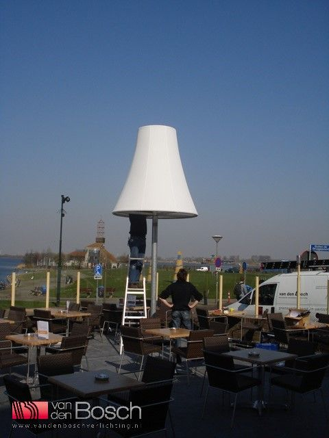 Lichtontwerp Hotel/Restaurant Monopole te Harderwijk | Projectfoto\'s ...