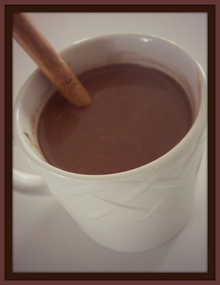 Keto hot cocoa  hot water in a regular sized mug, filled 3/4 the way full 1 Tbs of cocoa powder  2 Tbs of heavy cream 3 drops of liquid stevia