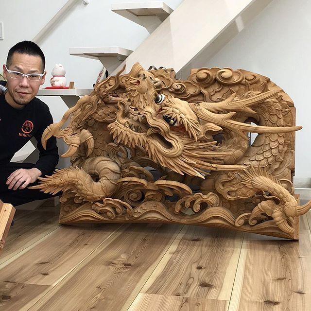 Woodcarving | Резьба по дереву
