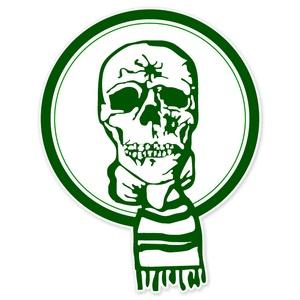 Werder Brema supporters