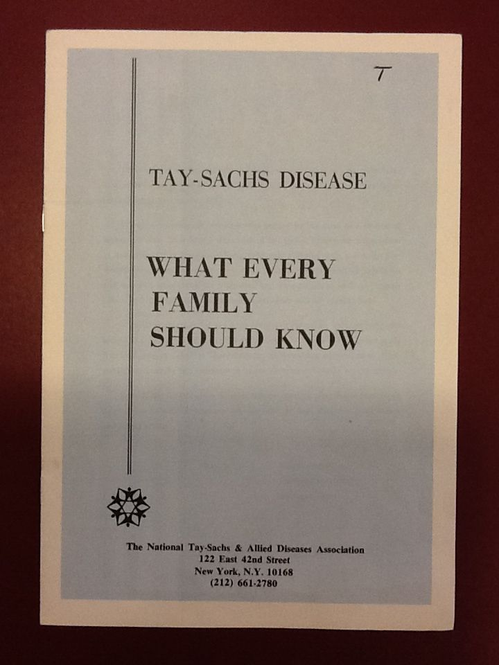 Is Tay Sachs disease dominant or recessive?