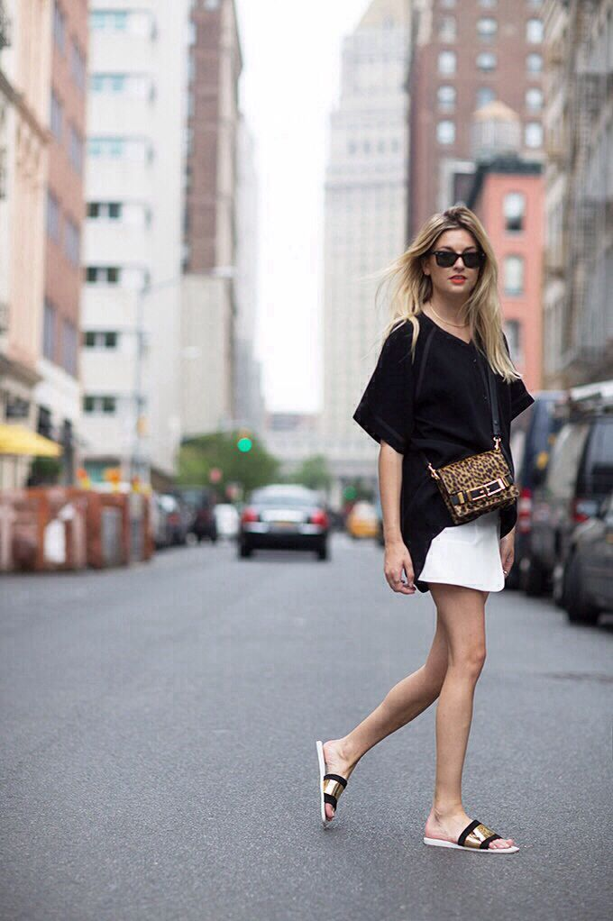 2014 summer casual chic look #fashion #chic #design #art #style www.mydarlingflowers.com