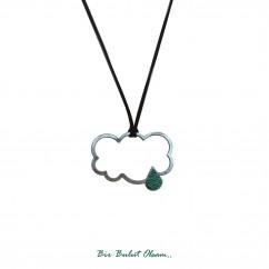 Bir Bulut Olsam  - #tasarim #kolye #tasarimci #moda #tarz #trend #design #designer #fashion #limited #handmade tasarım tasarımcı