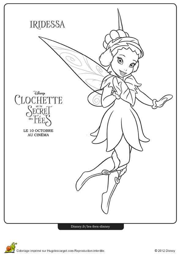 28 Best images about coloriage fée clochette on Pinterest | Disney, Back to and Disney fairies