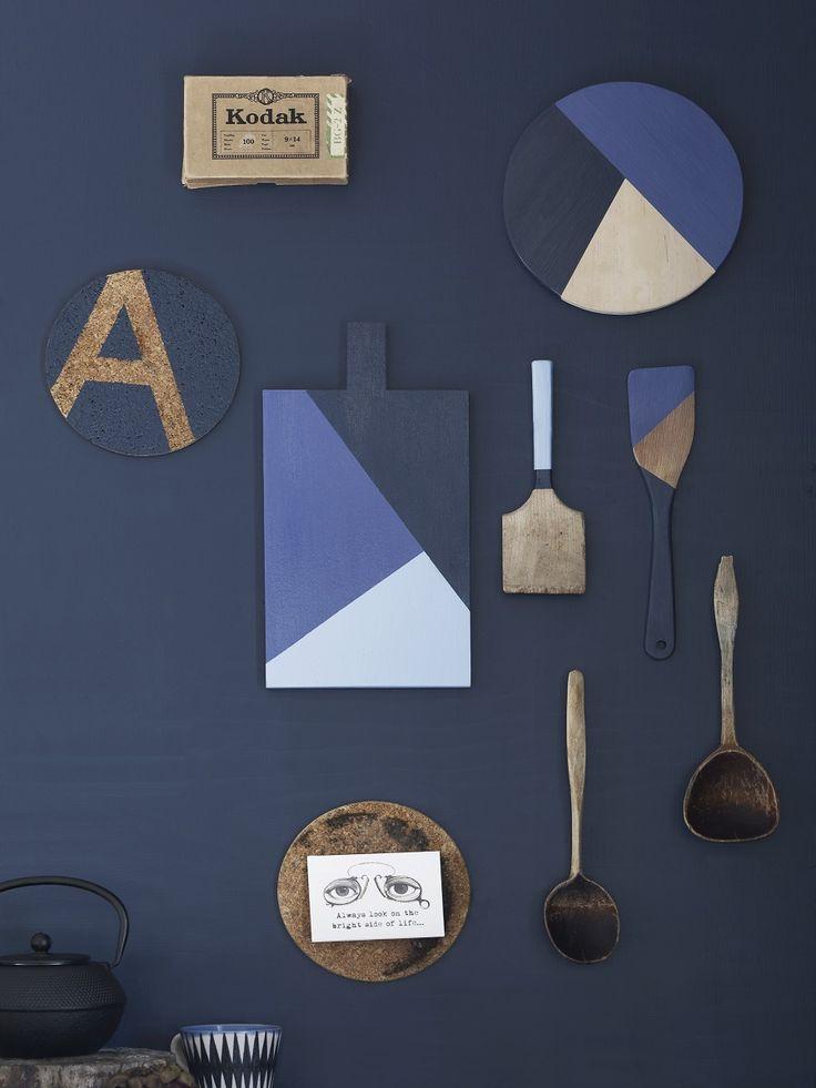 Raikas sininen tulee taas. Sävy Denim (N429) valittiin yhdeksi kauniiksi sävyksi Color Now 2016 -trendivärioppaaseen.