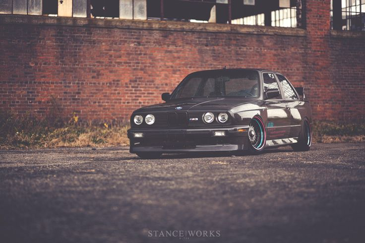 JSUTAI – MIRO SUTAI'S 1988 BMW E30 M3