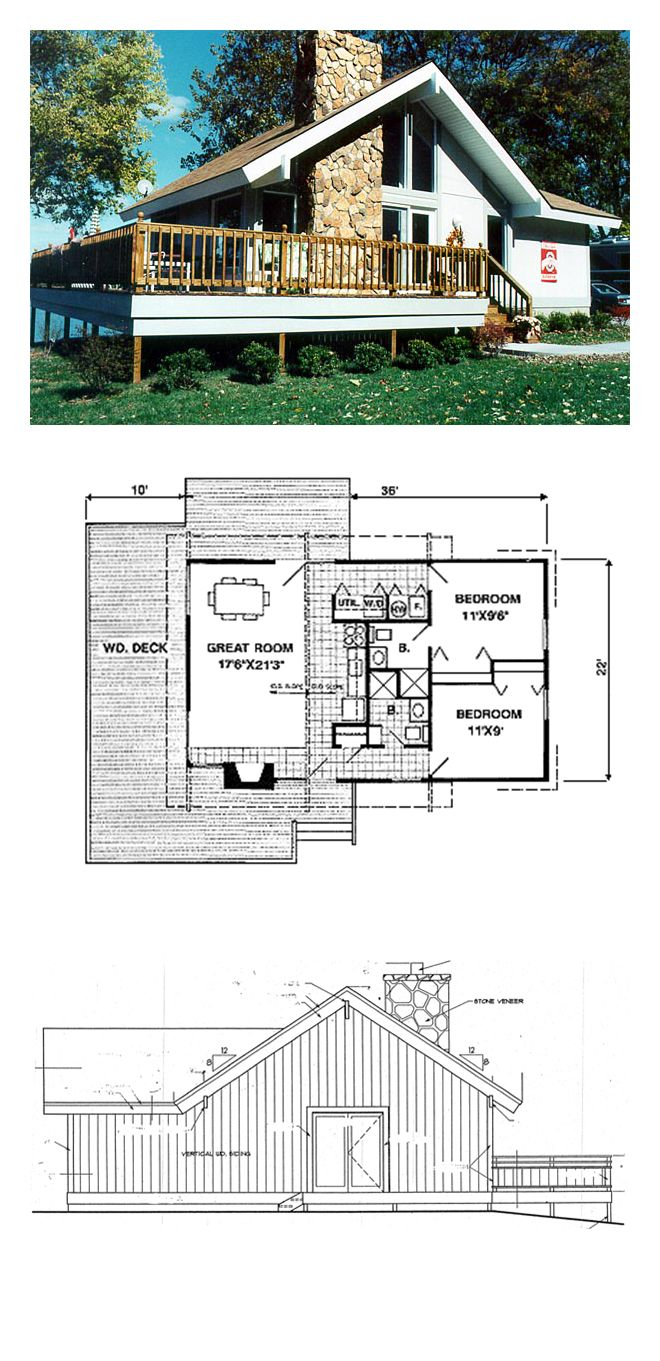 16 best images about contemporary house plans on pinterest for Coolhouseplan com