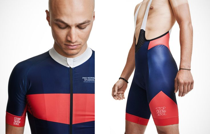 Pas Normal Limited Edition Summer Race Kit http://www.bicycling.com/bikes-gear/apparel/the-40-best-cycling-kits-of-2016/slide/12