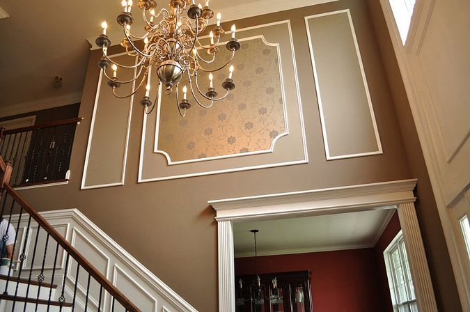 Foyer Door Frame : Best door frame molding ideas on pinterest