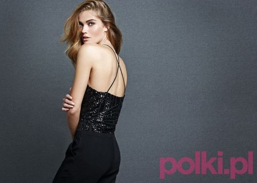 Stradivarius - lookbook casual party zima 2015 #polkipl