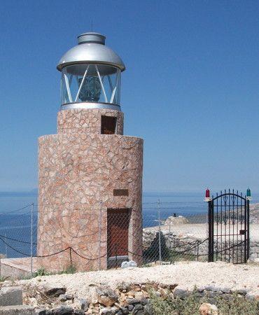Sarandë Lighthouse, Sarandë, Albania