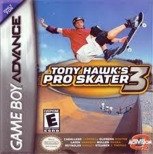 Tony Hawk's Pro Skater 3 - Game Boy Advance Game