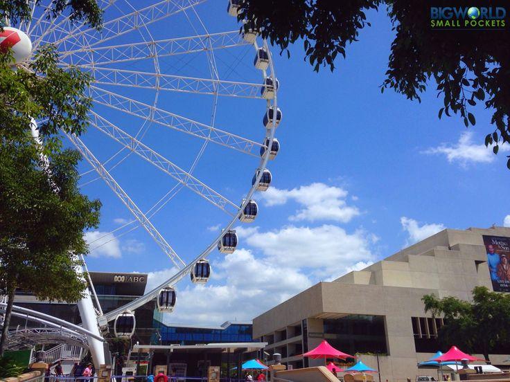 Wheel of Brisbane Southbank