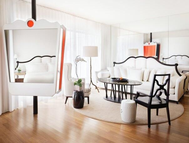 #LosAngeles | Outfest: Los Angeles Gay and Lesbian Film Festival Hotels A popular choice is the glamorous Mondrian Los Angeles. This stylish hotel provides individually designed rooms blending style and comfort. Asia de Cuba is one of Los Angeles' most popular restaurants and serves a unique fusion menu. A more informal experience is offered at ADCB with a choice of innovative sushi.  http://gay-themed-films.com/essential-film-festivals-outfest-los-angeles-gay-and-lesbian-film-festival/