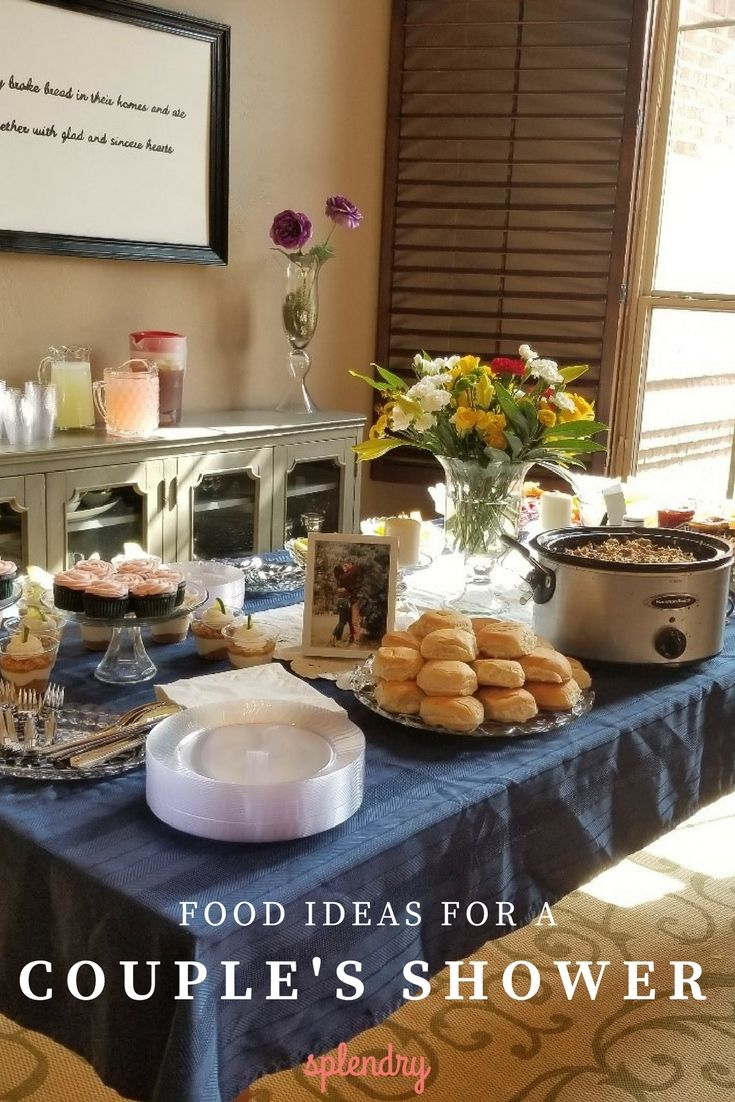 Throwing A Couple S Shower Try These Recipes Splendry Wedding Shower Food Couple Shower Couples Shower Appetizers