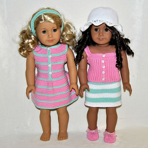 Knitting Patterns For Journey Girl Dolls : 829 best images about Journey girl- knit and crochet on Pinterest Doll outf...