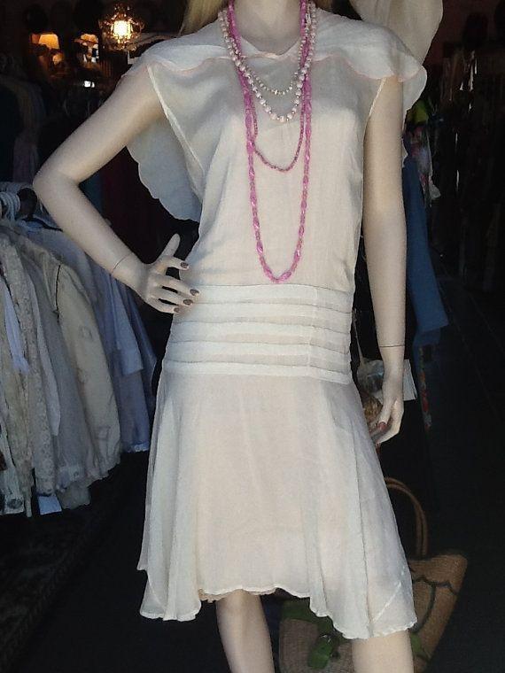 1920s silk Great Gatsby Dress on Etsy, $175.00 | kendra ...