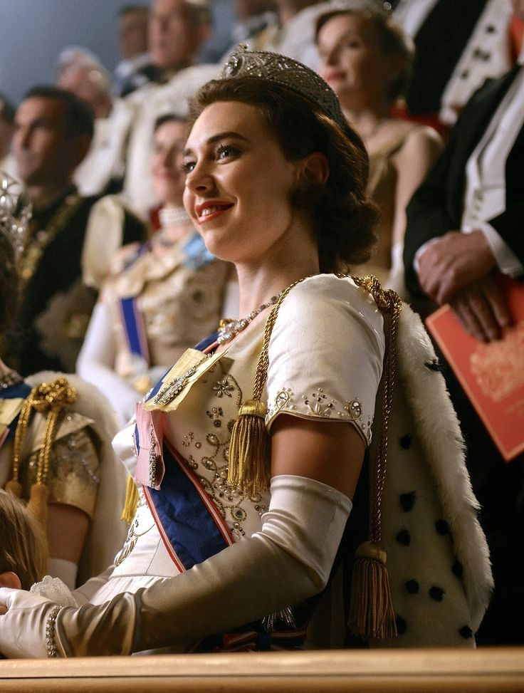 Vanessa Kirby as Princess Margaret in The Crown (TV Series, 2016). [x]