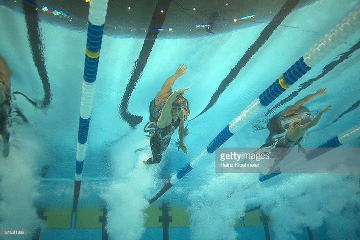 Sports photographer Al Bello has shot 11 Olympics Games, but this summer is his first capturing live-action pictures with the help of underwater…