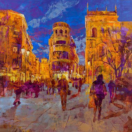 Fine arts, pintura artística Alfonso Cuñado: Google+