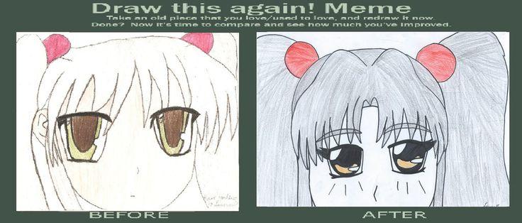 Ruri Hoshino-Draw this again by SHANNON-CASSUL-LOVER