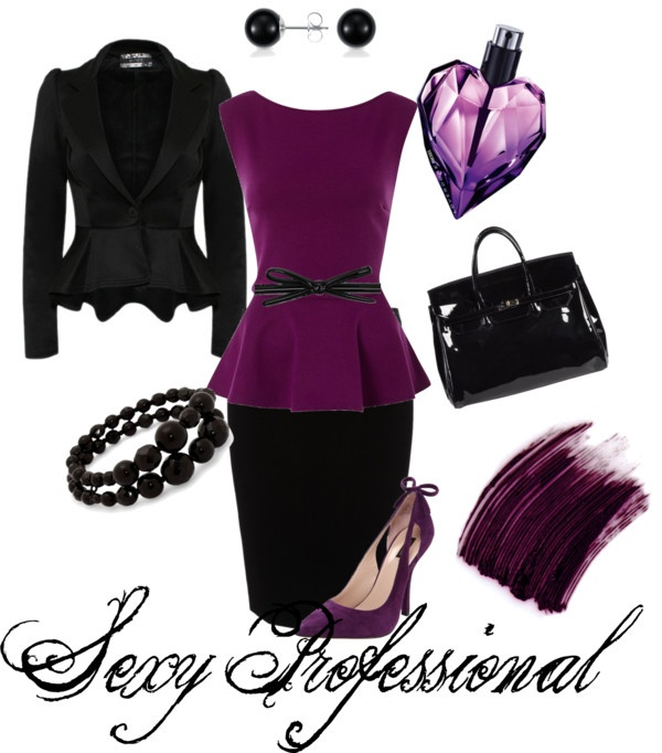"""""""Sexy Professional"""" by hanna-cossa on Polyvore"""