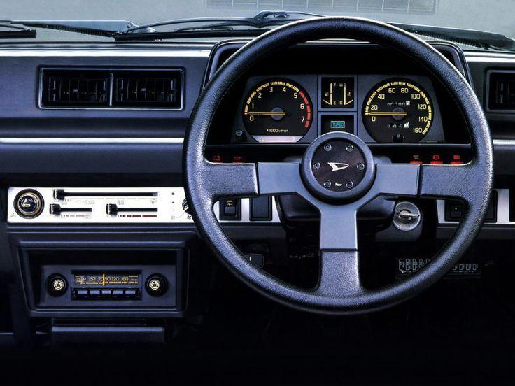 1985 Daihatsu Charade Turbo With Images Daihatsu Charades