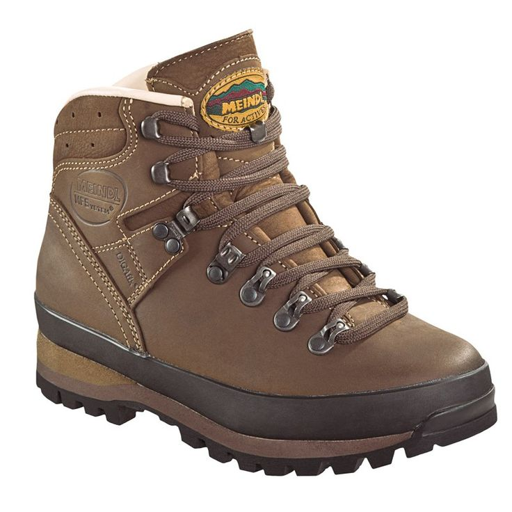 Meindl Borneo Lady. Best pair of boots I've ever owned.
