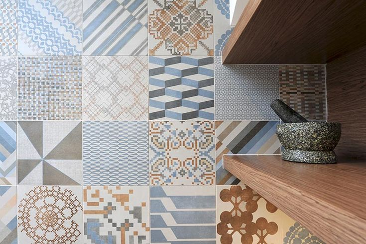 eat.bathe.live :: middle park kitchen designed by eat.bathe.live - azulej tiles by patricia urquiola