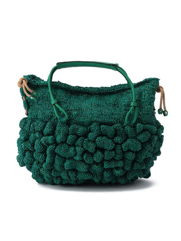 JAMIN PUECH knit bag