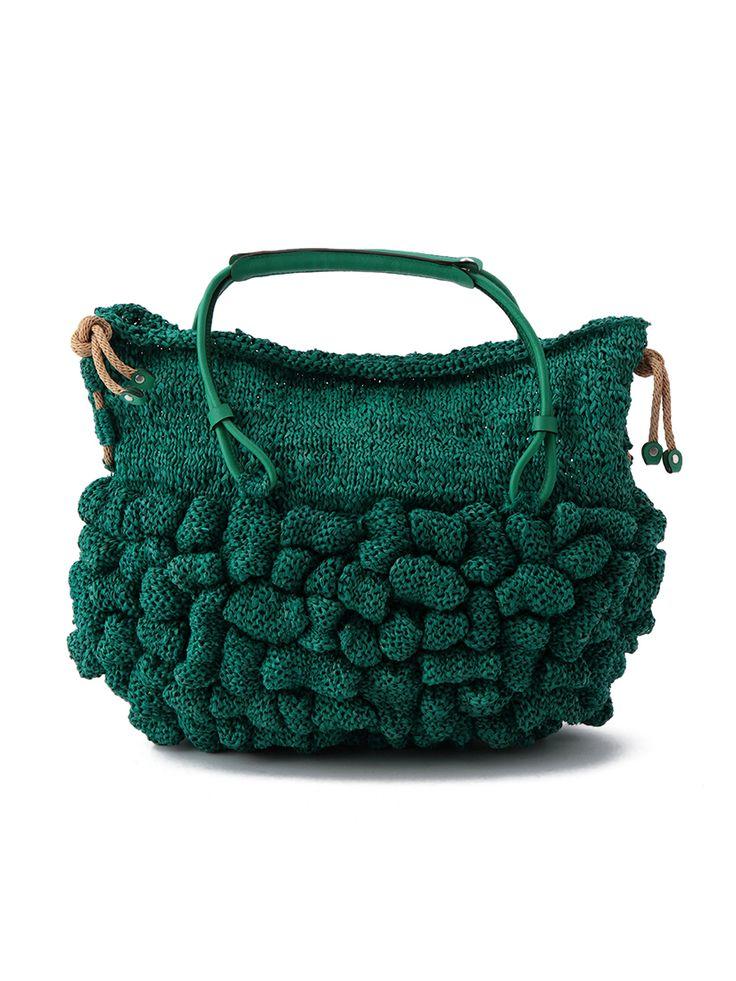JAMIN PUECH knit bag
