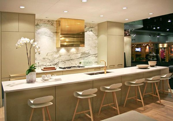 This september at vancouver s interior design show west for Kitchen design vancouver
