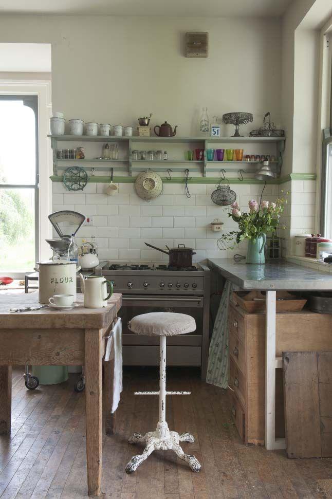 Une maison américaine en Angleterre | | PLANETE DECO a homes worldPLANETE DECO a homes world