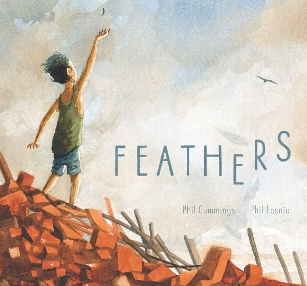 Feathers - Phil Cummings