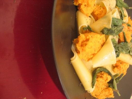 ... Cheese and Sage Pasta Pile-up   Recipe   Goat Cheese, Goats and Pasta