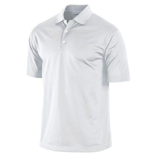 Nike UV Stretch Tech Men's Golf Polo (White) S