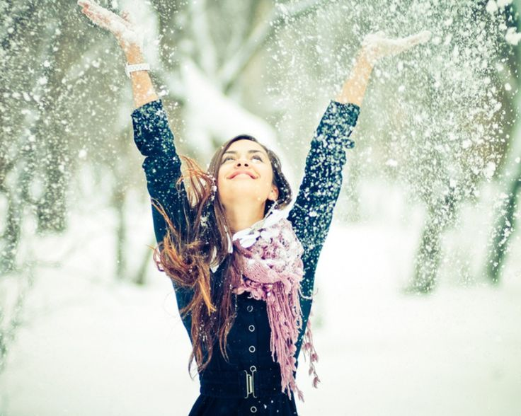 I want to attempt this image. I wonder who I could get to throw handfuls of freezing snow into the air for me...