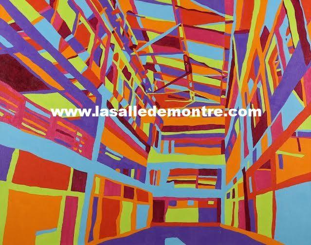Sarah Grignon-Moquin, artiste LSDM Verrière 24 x 30   // 500 $  http://lasalledemontre.com/sarah-grignon-moquin/verrire