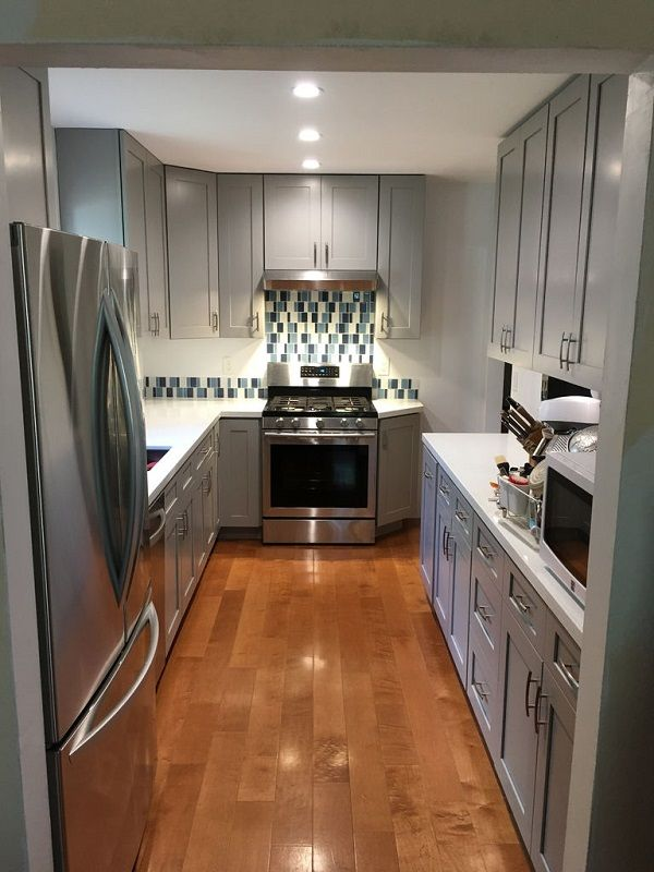 25 easy diy kitchen cabinets with free step by step plans rh pinterest ca