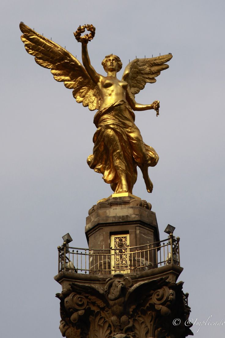 pictures of mexico's angel of independence | Angel de la Independencia Independence Angel
