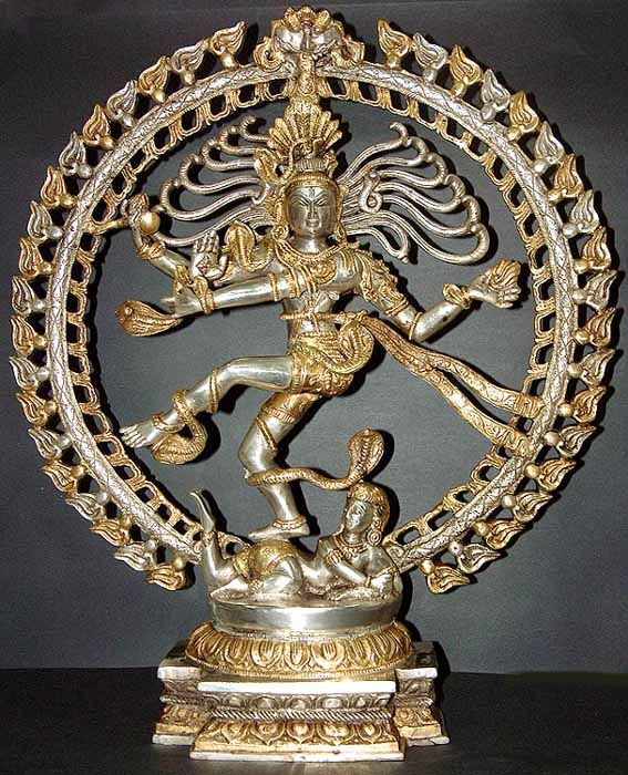 Lord Shiva, artist unknown