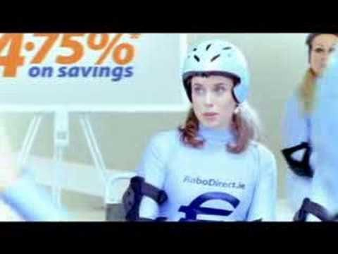 2007 Funny TV ads - RaboDirect Bootcamp for Money - YouTube