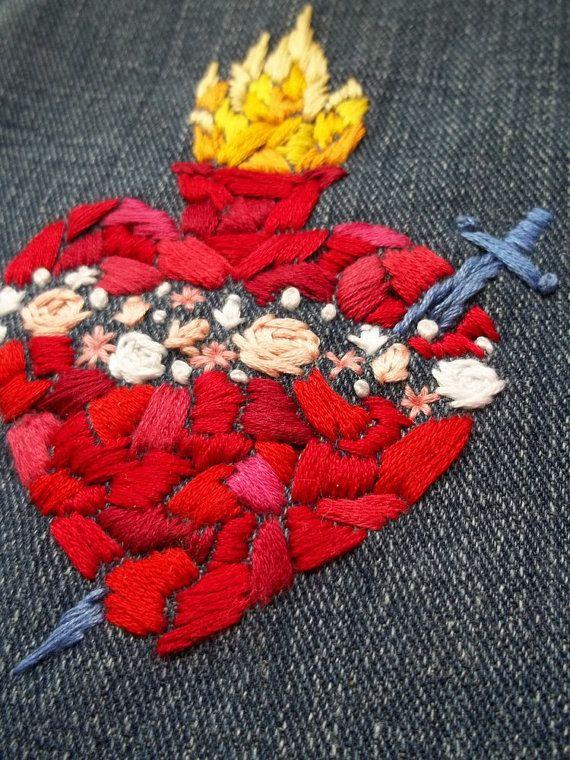 Sagrado Corazón Inmaculado de María para el mes de que el envío gratuito