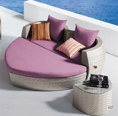 For Outdoor Lounging
