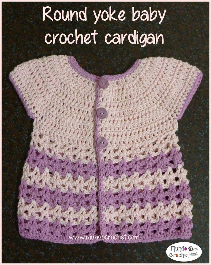 330 mejores imágenes de Tejidos en Pinterest | Punto de crochet ...