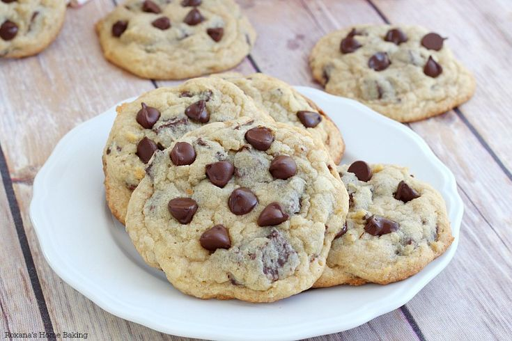 Large, buttery, crisp edges, chewy middles and overloaded with chocolate - everything you dreamed an amazing chocolate chip cookie would be. No mixer needed