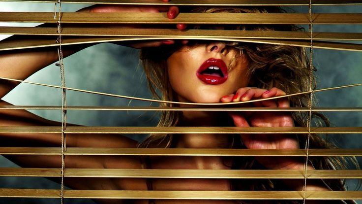 #RedLips #Hotwoman