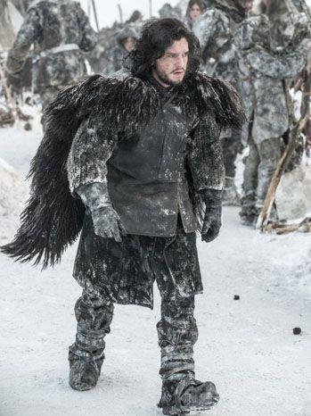 'Game of Thrones' Season 3 Preview: Kit Harington as Jon Snow
