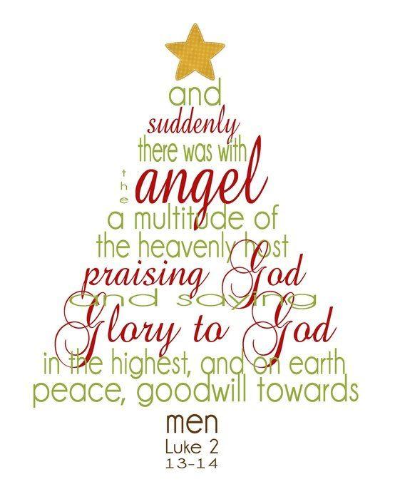 Luke 2:13:14