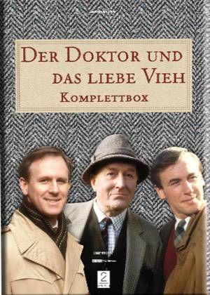 Der Doktor und das liebe Vieh - Plakat/Cover